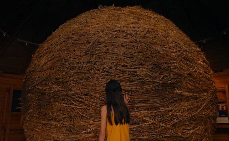 'America's Largest Ball of Twine', de Yoko Okumura