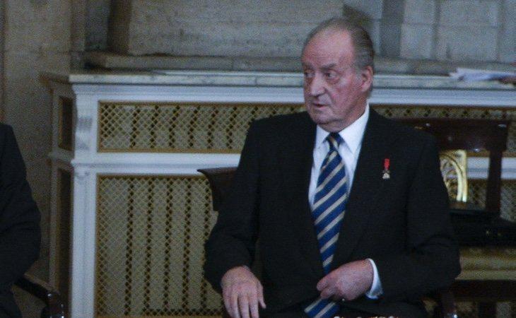 El rey Juan Carlos, acorralado por la Justicia