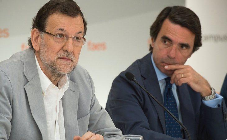 Rajoy abandonó el discurso duro que le pedía Aznar tras perder en 2008 y, una legislatura después, terminó como presidente del Gobierno