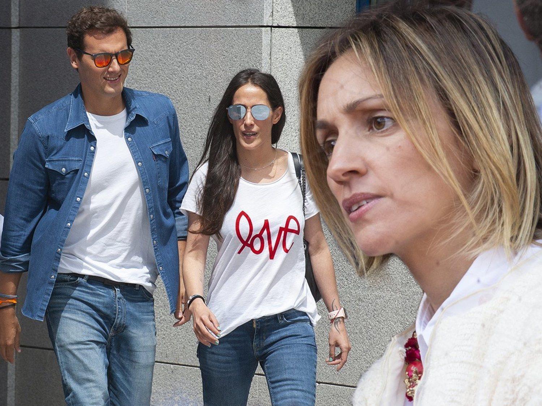 """Beatriz Tajuelo, ex de Rivera: """"Me alegro por su felicidad, pero que respeten la mía"""""""