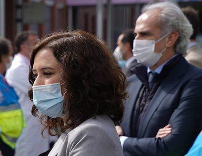 Madrid también dio orden a los ambulatorios de no derivar a ancianos a hospitales