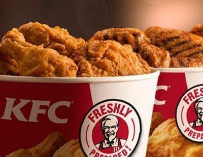 KFC revela por accidente la receta de su famoso pollo frito