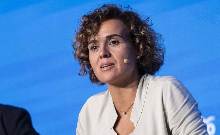 Dolors Montserrat está coordinando la estrategia del PP en Europa como líder del grupo