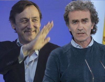 """Rafael Hernando (PP) estalla contra Fernando Simón: """"Dice estupideces a diario"""""""