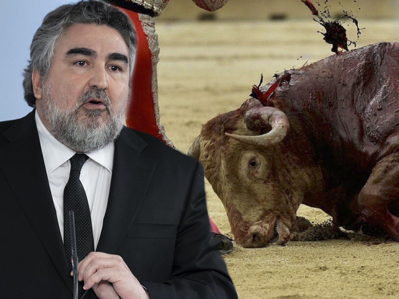"""El ministro de Cultura carga contra Hamilton por los toros: """"Ataca a personas por tener una afición"""""""