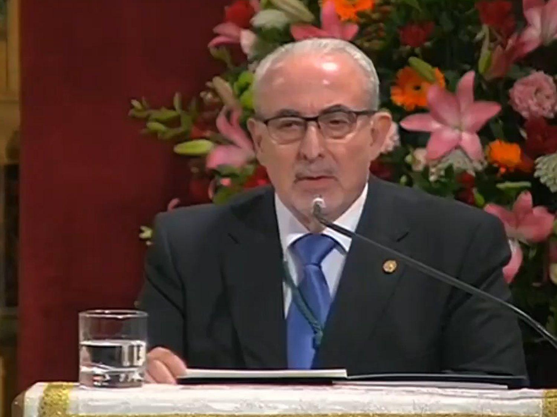 """El presidente de la UCAM cree que el coronavirus es obra """"del anticristo"""" y que con la vacuna """"quieren controlarnos con chips"""""""