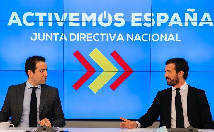 El PP ya exige abiertamente recortes a España para desbloquear las ayudas de Bruselas