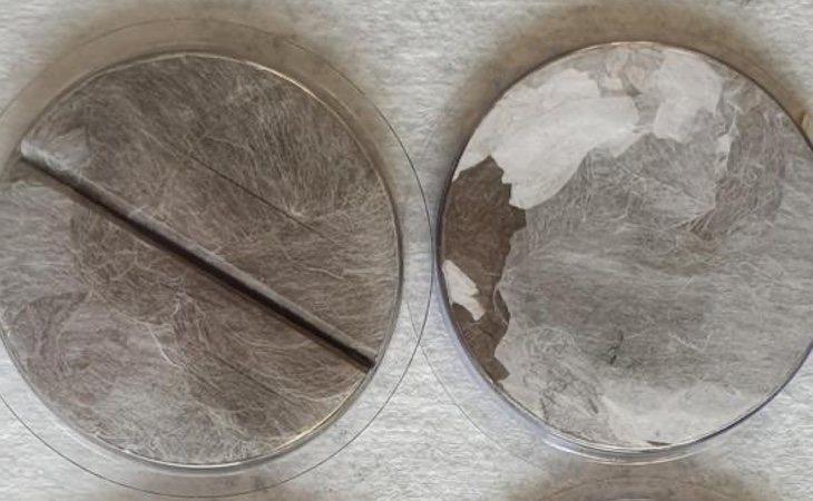 Los científicos realizaron las mediciones de isótopos a través de varios filtros de aire
