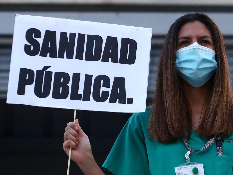 Un enfermero suspendido de empleo y sueldo por denunciar falta de protección contra el coronavirus