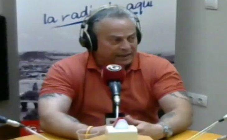 Eloy Valero, concejal del PP en Novallas (Zaragoza)