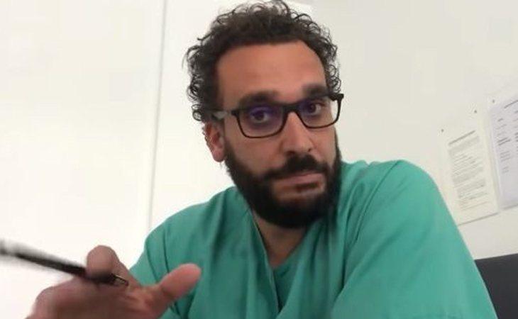 Jesús Candel, Spiriman, en uno de sus polémicos vídeos