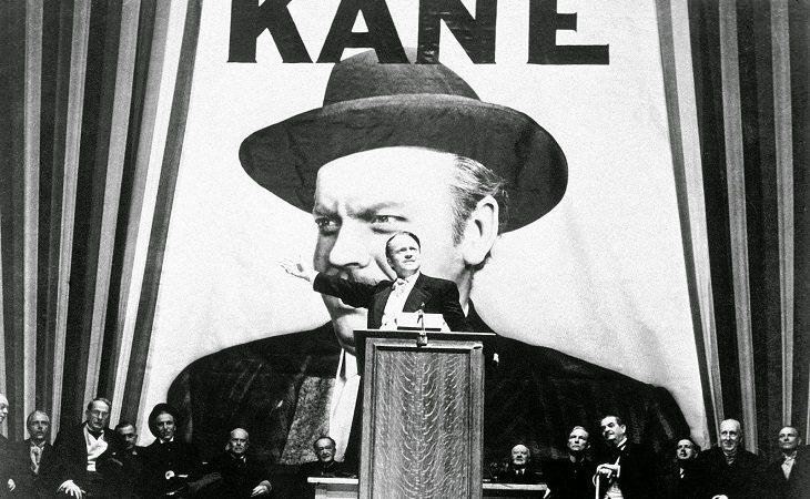'Ciudadano Kane', de Orson Welles