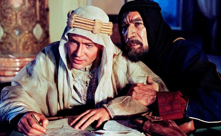 'Lawrence de Arabia', de David Lean