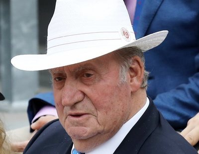 """""""El rey caído"""": La contundente portada de The Times sobre el emérito Juan Carlos"""
