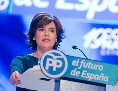 Soraya Sáenz de Santamaría reaparece para lanzar una advertencia a Pablo Casado
