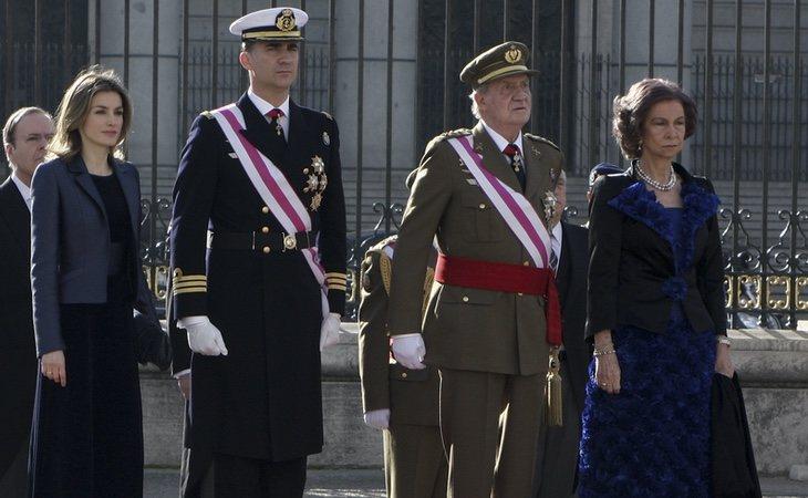 El rey Felipe y la reina Letizia disfrutaron de una luna de miel pagada, en parte, por un empresario amigo del rey Juan Carlos