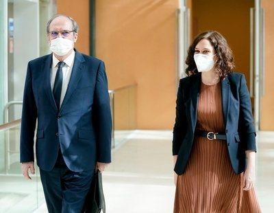 El PSOE se prepara para reunirse con Cs para una moción que desaloje a Ayuso del poder