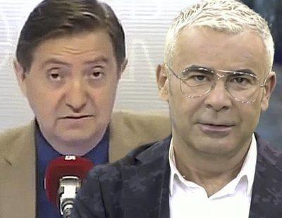 """Losantos estalla contra Jorge Javier: """"Eres un mamarracho, progre asqueroso"""""""