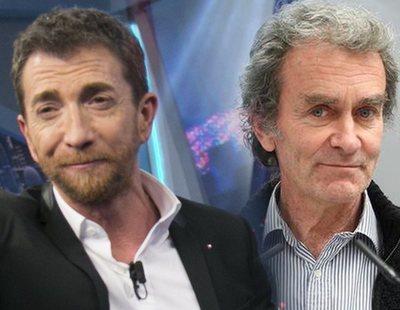 Pablo Motos pone en duda la profesionalidad de Fernando Simón y le llueven las críticas