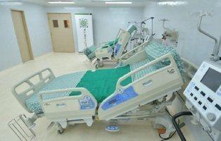 Muere un paciente de coronavirus porque su familia desenchufa el respirador para poner un ventilador
