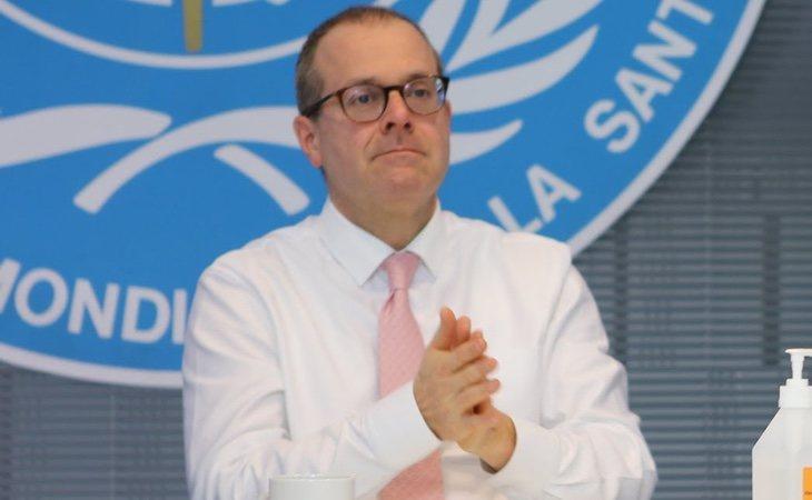 Hans Kluge ha felicitado a España por su capacidad de actuación en los rebrotes