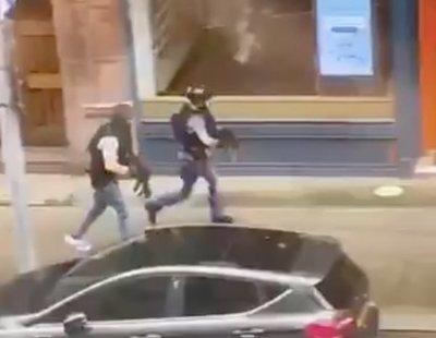 Tres muertos en un apuñalamiento en el centro de Glasgow