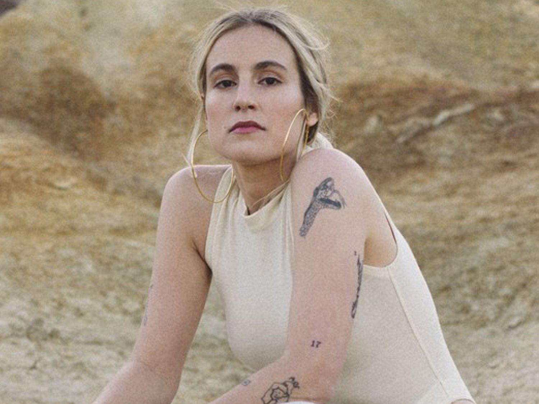 """María Escarmiento: """"Realmente no sé cómo definir mi estilo, es tal cual me sale"""""""