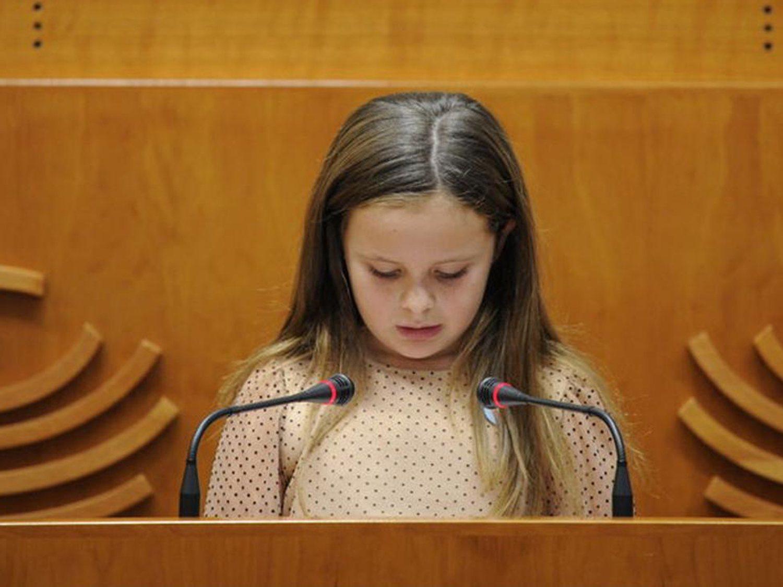 Elsa, la niña trans que quiso concienciar a los políticos, ya tiene su DNI reconociendo su identidad