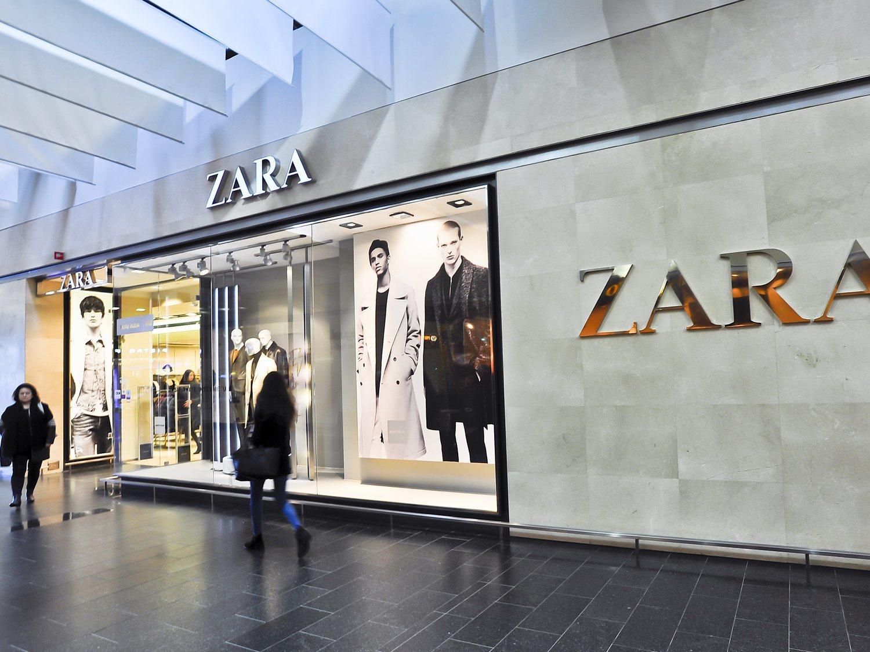 Tres mujeres acaban en el hospital tras enzarzarse en una pelea en los probadores de Zara