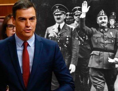 El Gobierno equiparará franquismo con nazismo e ilegalizará la Fundación Franco