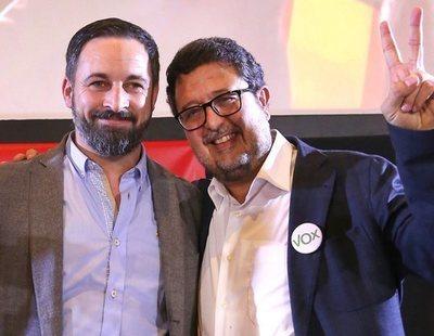 Francisco Serrano, líder de VOX en Andalucía, investigado por fraude en subvenciones