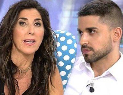 """Críticas a Paz Padilla por sus palabras a la madre de Miguel Frigenti: """"Imagino que tener tres hijos gays no es fácil"""""""