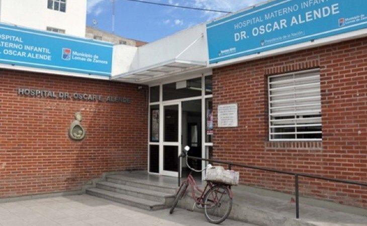 La víctima fue trasladada al Hospital Materno Infantil Doctor Carlos Alende, pero los médicos no pudieron hacer nada por salvar su vida