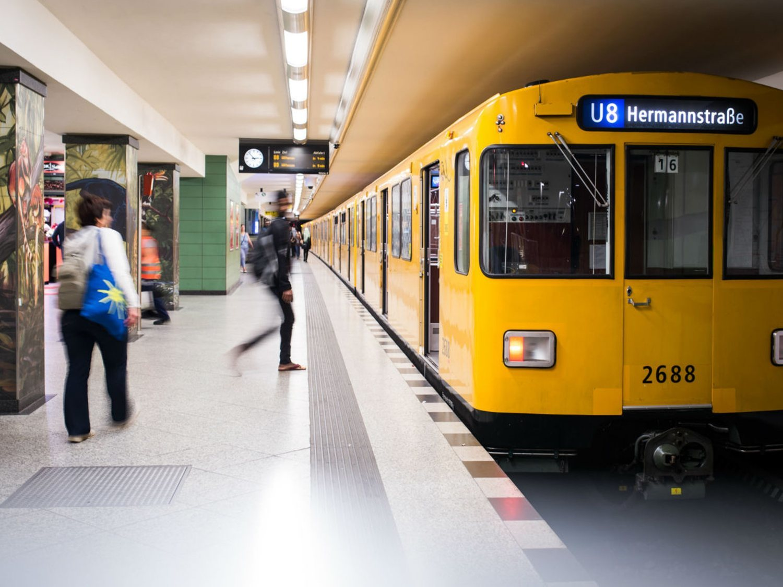 El metro de Berlín pide a sus pasajeros que dejen de usar desodorante para luchar contra el coronavirus