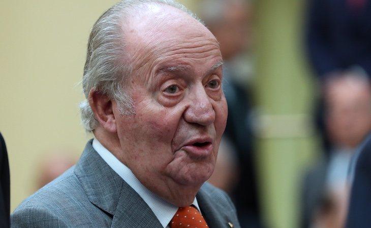 El rey Juan Carlos sacó 100.000 euros mensuales en billetes entre 2008 y 2012 desde sus cuentas en Suiza