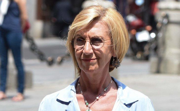 Rosa Díez considera que los escándalos del rey forman parte de un plan de Sánchez e Iglesias para construir una dictadura