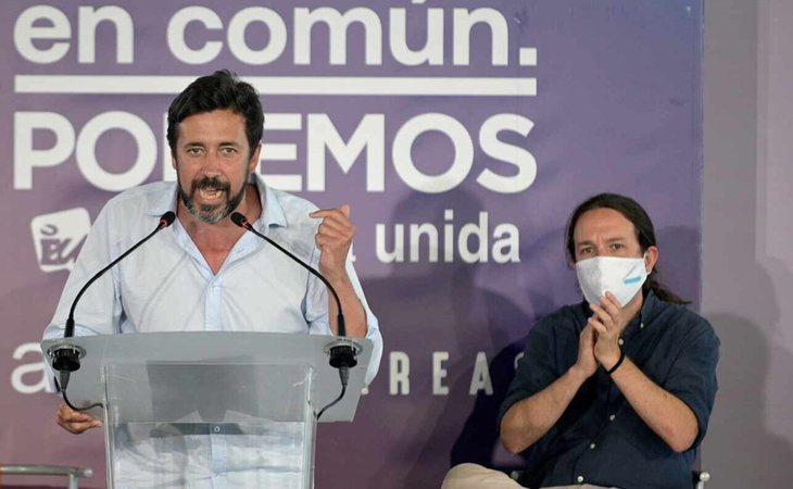 Podemos pasa de liderar la oposición a desaparecer del parlamento gallego