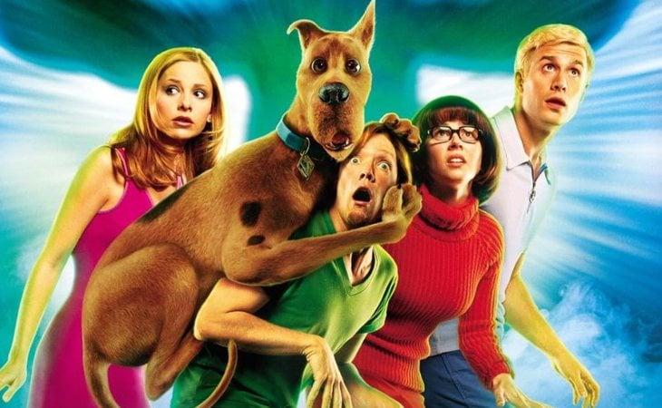 En 2002 James Gunn fue el guionista de la adaptación en live ation en la gran pantalla de 'ScoobyDoo'
