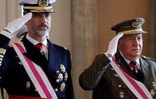 Así incluyó el rey Juan Carlos I a su hijo Felipe VI como beneficiario de su cuenta en Suiza
