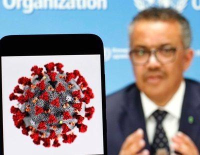 """La OMS advierte que el coronavirus puede """"ir a peor"""" si no se """"medidas más serias"""""""
