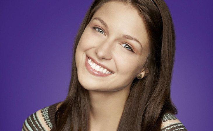 Melissa Benoist como Marley en 'Glee'