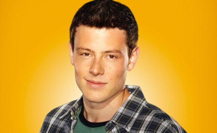 Cory Monteith como Finn en 'Glee'