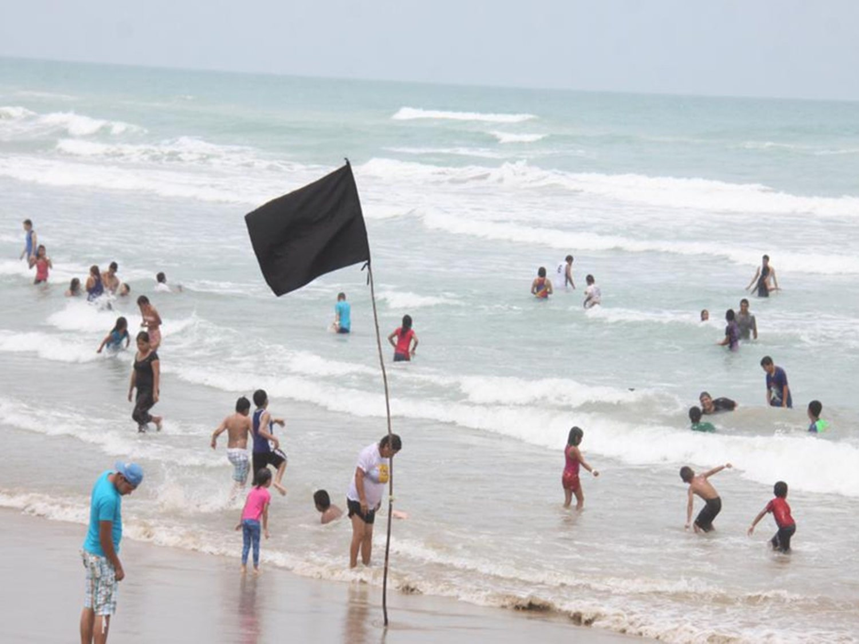 Todas las playas con 'bandera negra' en 2020 en España