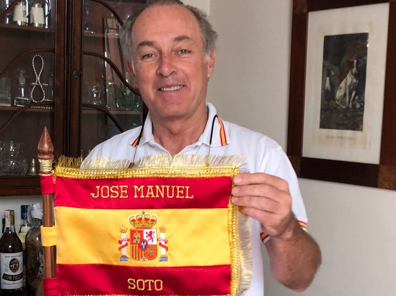 """José Manuel Soto, en contra de llevar mascarilla en la playa porque """"el coronavirus se lo lleva el viento"""""""