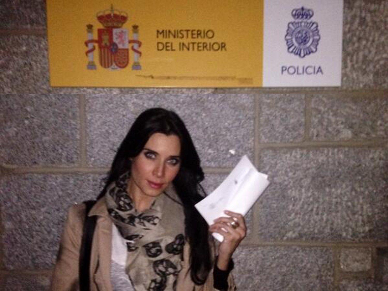 ¿Cuál es el origen del meme de Pilar Rubio con la denuncia?