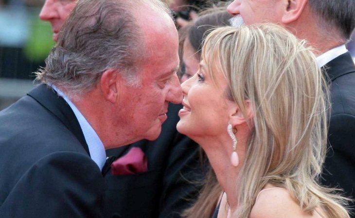 El monarca exigió a Corinna la devolución de los 65 millones de euros, pero ella se negó