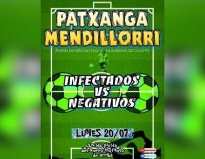 Investigan un encuentro de fútbol en Navarra entre contagiados y negativos de coronavirus