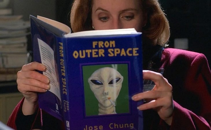 'Jose Chung's From Outer Space'