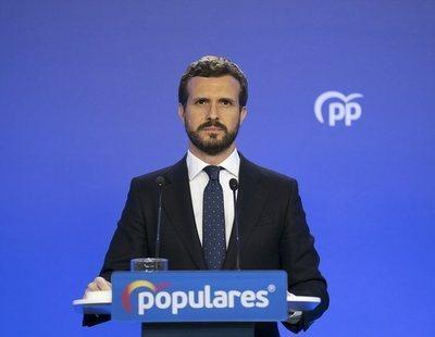 Pablo Casado se atribuye el acuerdo del Gobierno en Europa tras semanas boicoteándolo