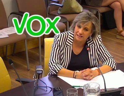 """Una edil de VOX: """"Los LGTBI no pueden ser considerados víctimas por apartarse de la mayoría"""""""
